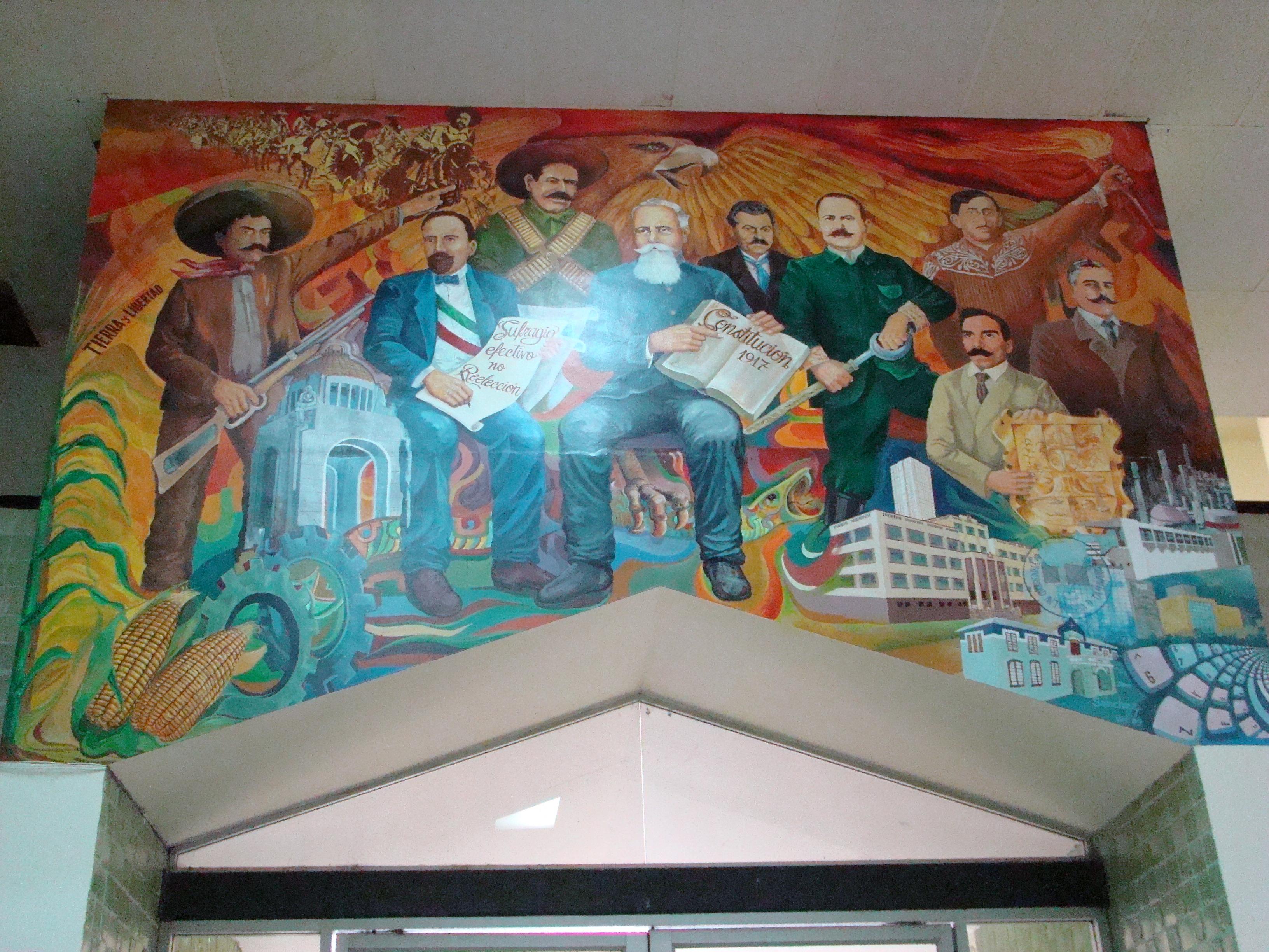 Estados for Donde esta el mural de adan zapata