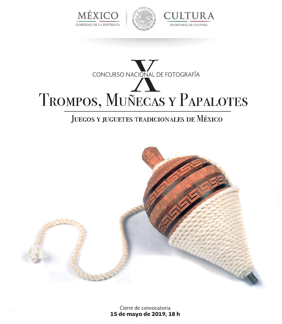 Decimo Concurso Nacional De Fotografia Trompos Munecas Y Papalotes
