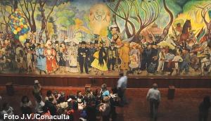 Muralismo diego rivera mexicano for Mural mexicano