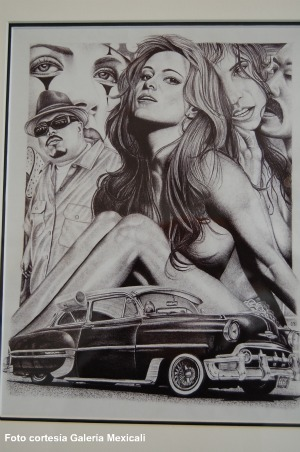 Dibujos De Cholos