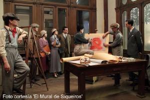 El filme el mural de siqueiros una mirada personal sobre for El mural de siqueiros en argentina