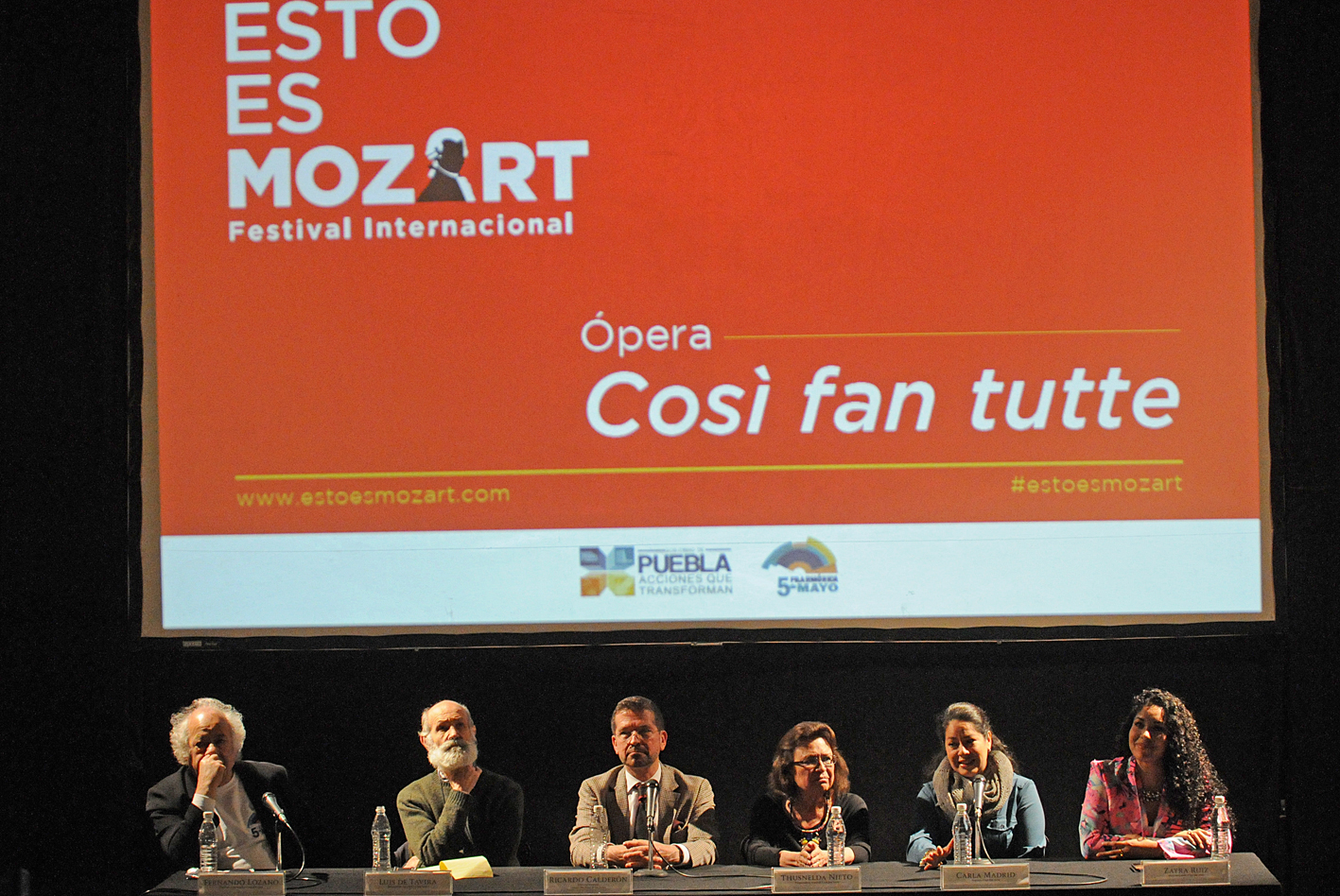 "NEMPAC Brings Mozart's Opera, ""Cosi Fan Tutte,"" to Faneuil Hall ..."