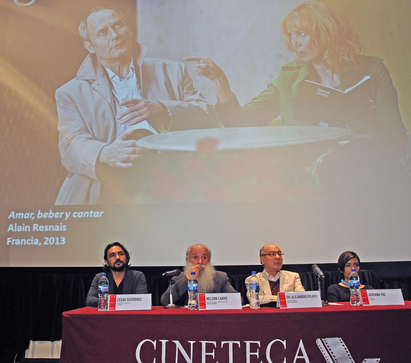 muestra internacional cine guadalajara: