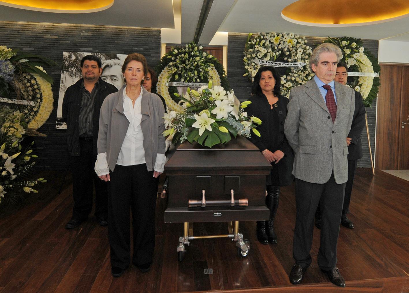 Muere Enrique Peña Nieto