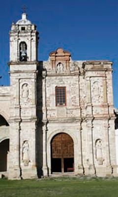 Itinerario cultural del mud jar en m xico for Arquitectura mudejar